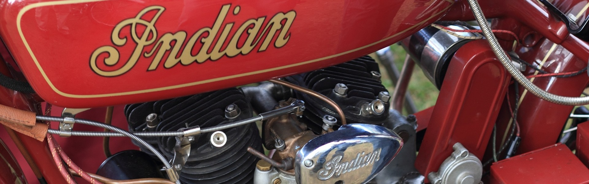 red indian motorcycle engine