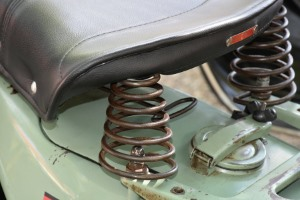 old-motorcycle-saddle-suspension