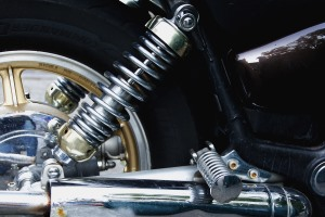 yamaha-front motorcycle suspension